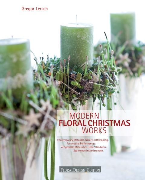 modern floral christmas works. Black Bedroom Furniture Sets. Home Design Ideas