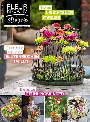 Fleur Creatif at Home - Special Fruhjahr2018