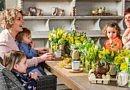 Frohe Ostern, Glückliche Kinder