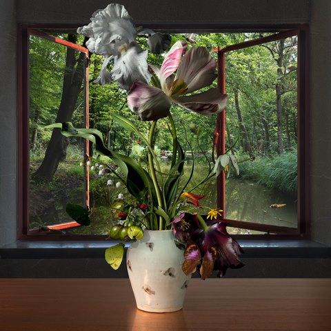 Blumenstillleben bas meeuws flower pieces digitaler Florist fleur kreativ fleurbookshop.com