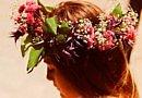 DIY: Diese Blumenkrone bindest du im Handumdrehen