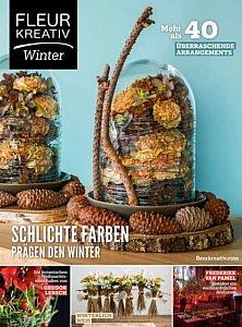 Fleur Kreativ Winter 2019 Gregor Lersch Weihnacht www.fleurkreativ.com
