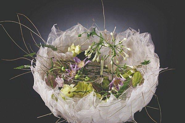 Floos Collection Wedding Flowers internationales Plattform Florist floristische Kreationen Hochzeit Feiern Fleur Kreativ Fleur Magazine Buch Blumen