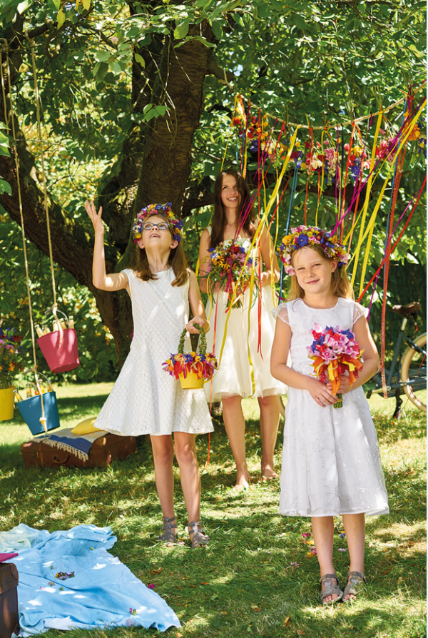 Bloom's View Wedding floristik brautfloristik Hochheitsfloristik inspiration ideen magazin fleur kreativ lesen tipps buch bücher