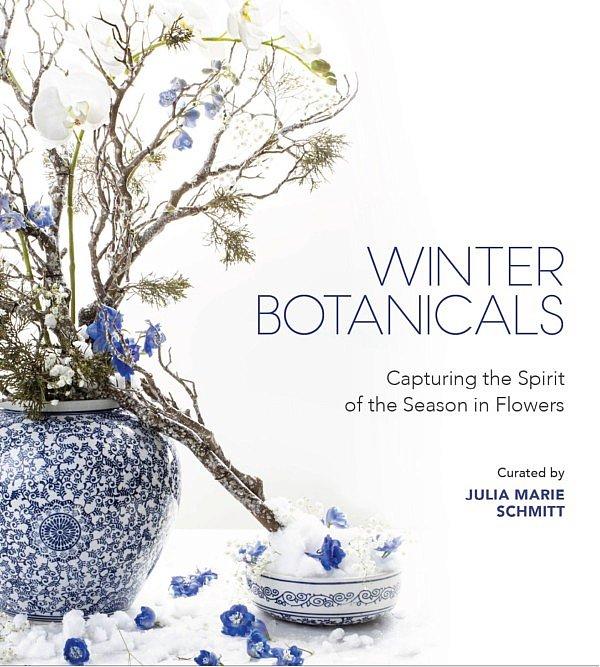Winter Botanicals neues Buch in der fleur kreativ buchhandlung florales design florale kunst floristen florale bücher inspiration tipps und tricks diy ideen winterbilder magazin