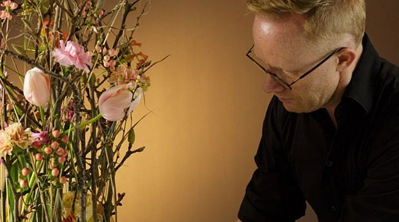 fleur kreativ magazine blumen designer im rampenlicht per benjamin floral art floristik florist bücher ideen selber machen tipps und tricks blumen informationen