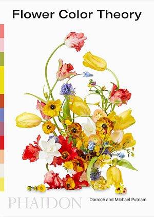 Flower Color Theory im Fleur Kreativ bookshop | Floristik Bücher | Farben | Inspiration