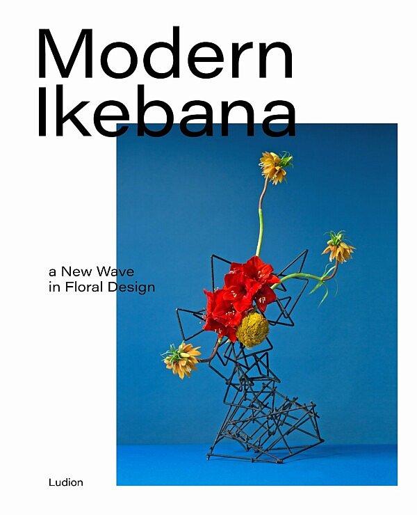 Modern Ikebana buch bücher floristik florist japanische blumenkunst moderne blumenkunst blumenarrangements buchhandlung inspiration ideen