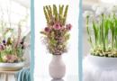 3 tolle, trendy und einfache Blumenideen