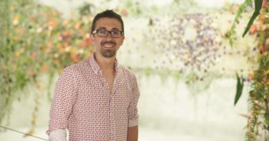 Ein Porträt des Meisterfloristen Frédéric Dupré. Was bedeutet die Blumenkunst für ihn?