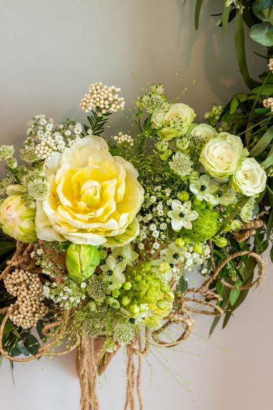 Machen Sie es selbst: Fleur Kreativ: Frühlingskranz