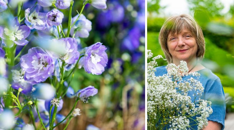 Zeit, die Fleur@Home Floristen ein wenig besser kennenzulernen! Mit der fröhlichen Martine Meeuwssen sprechen wir über ihre Leidenschaft für Blumen.