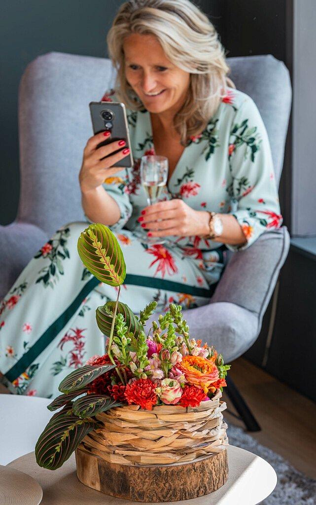 Fleur Kreativ: Selber machen: Florales DIY: Exotischer Afterwork-Spaß