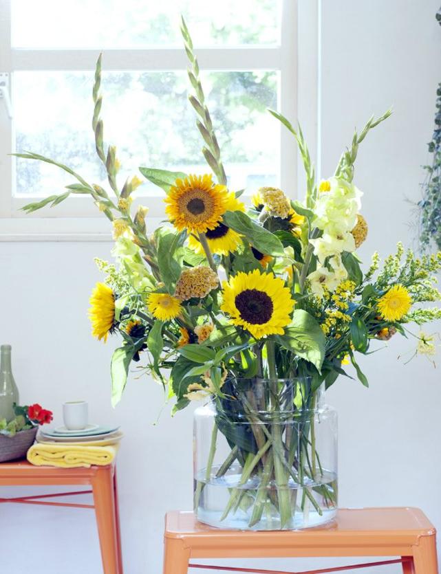 Fleur Kreativ: 5 fantastische XXL-Blumensträuße