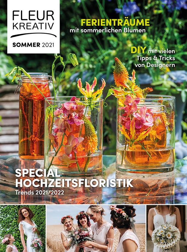 Das neue Fleur Kreativ Sommer 2021 ist da!