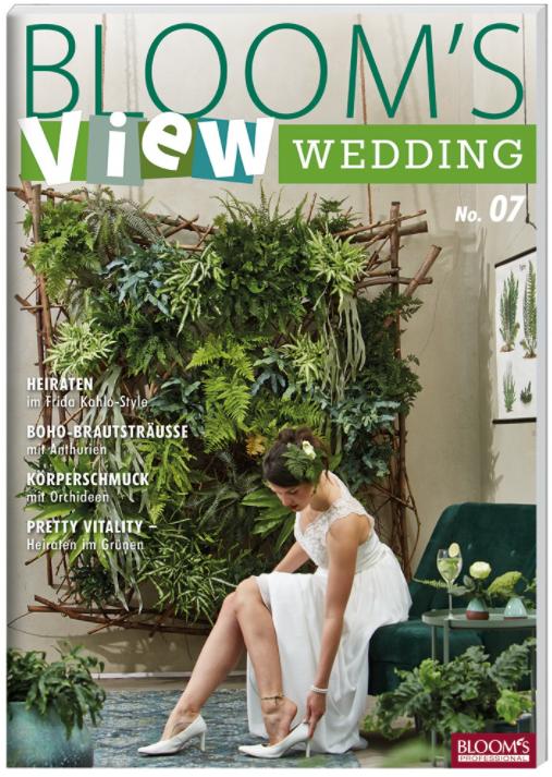 Neu im Fleur Buchhandlung: Bloom's View Wedding 21 n°7.