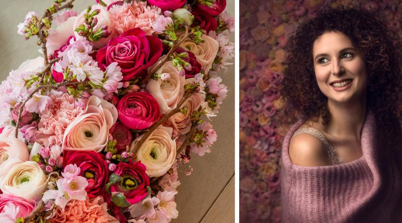 Fleur Kreativ Magazin: Kreative Blumenideen für Frühling und Sommer. Ein Frühling voller Pastellfarben von Charlotte Bartholomé.