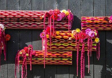 Fleur Kreativ DIY: Papierzylinder voller Blumen