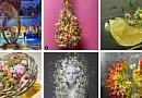 EM-Fieber: Welcher Blumendesigner kreiert das schönste Blumenarrangement?