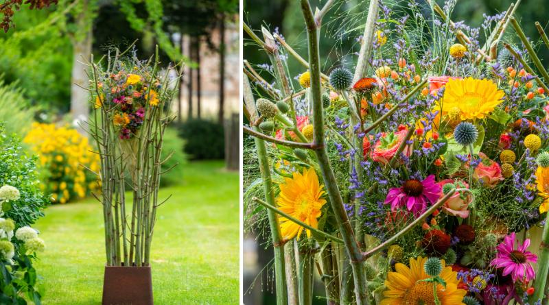 Fleur Kreativ Magazin: Design von Fleur@Home Floristin Charlotte Bartholomé. Machen Sie es jetzt selbst!
