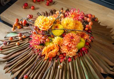 Fleur Kreativ Magazin: Bereit für die neue Saison: Versuchen Sie dieses Herbst-DIY